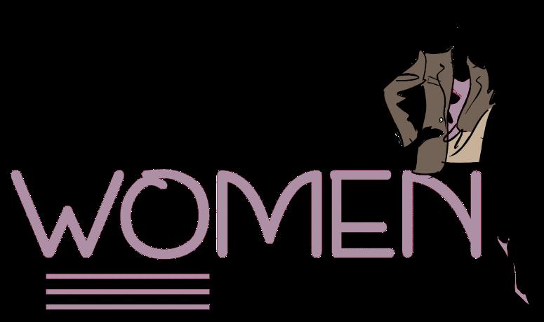 Women Blogging Pink